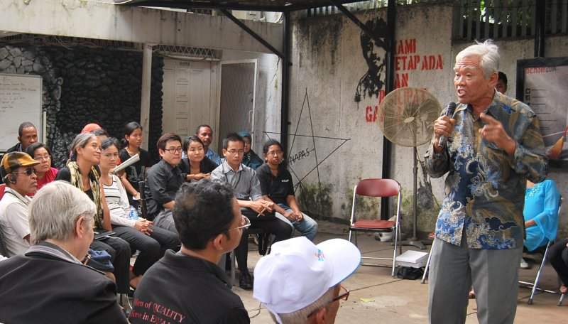AJAR Workshop on Community-based Rehabilitation Strategies for Victims of Torture Jakarta, 1-4 April 2014