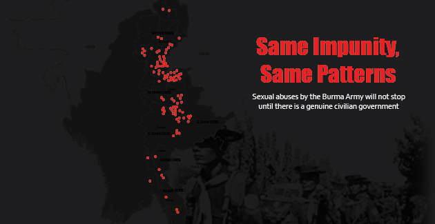 Same Impunity, Same Pattern: Report of Systematic Sexual Violence in Burma's Ethnic Areas