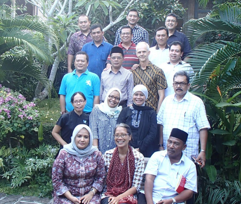Workshop with members of the Aceh parliament on issues related to Truth and  Reconciliation Commissions.