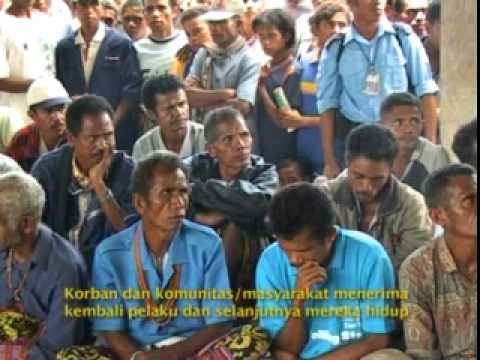A Journey to Healing: CAVR's work with victims in Timor-Leste