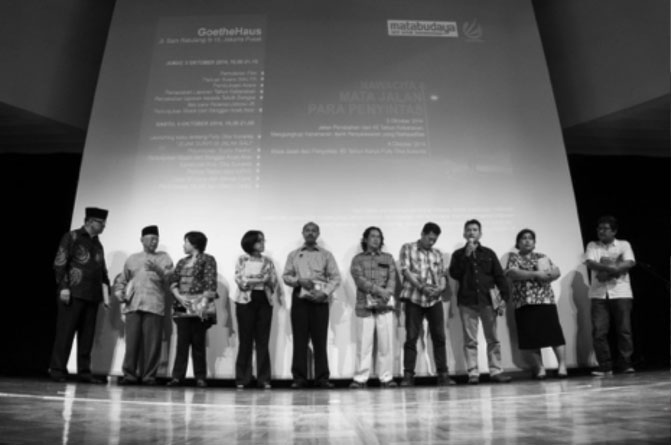 Reclaiming Indonesia: Report launch on '40 Years of Violence'