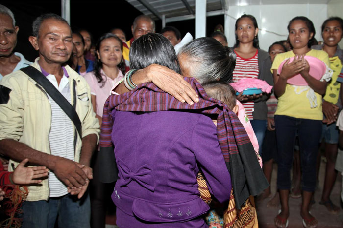 "Reuniting Timor-Leste's  ""Stolen Children"""