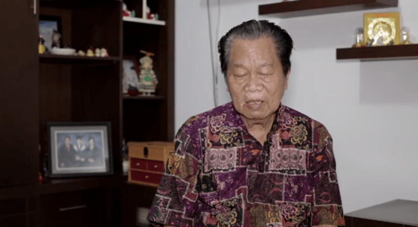 In Defiance: Voices of Torture Survivors, Tan Swie Ling