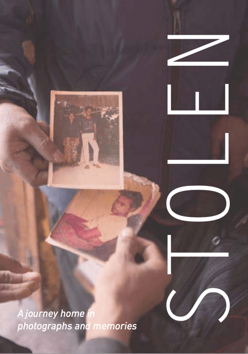 Stolen: A Journey Home in Photographs and Memories