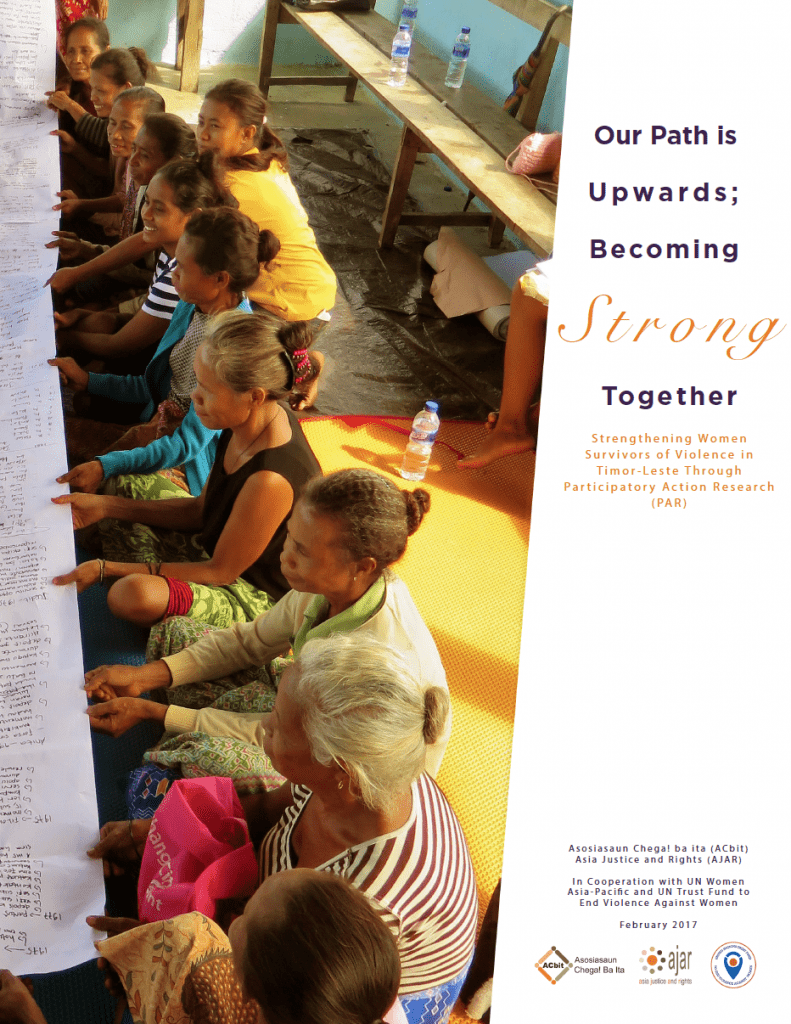 Timor-Leste Participatory Action Research Report