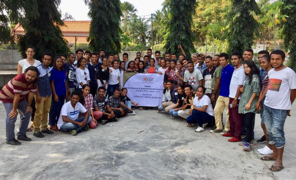 Mobilising Youth for Change: AJAR Timor-Leste's Human Rights and Social Justice School for Young Changemakers